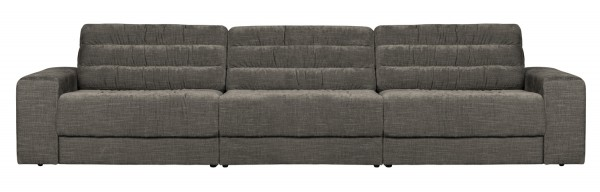 BePureHome 3 Sitzer Sofa Date vintage grau Couch