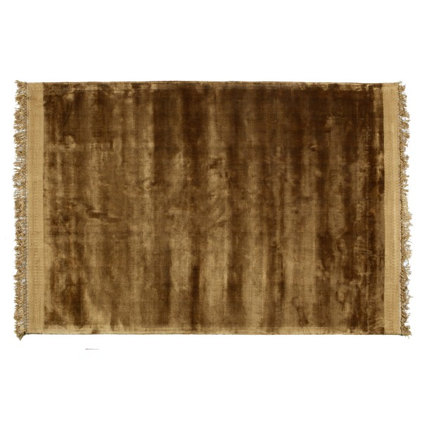 BePureHome Teppich Ravel 240 x 170 cm honiggelb