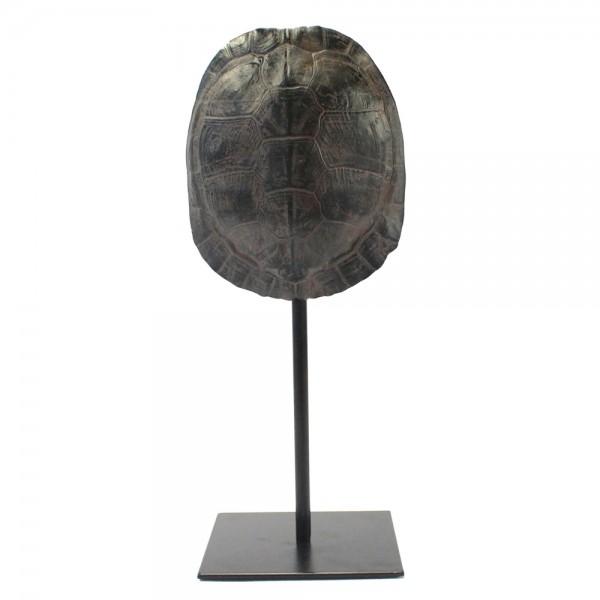 Vintage Deko Skulptur Tischdeko Katana small braun Standfigur Figur Objekt