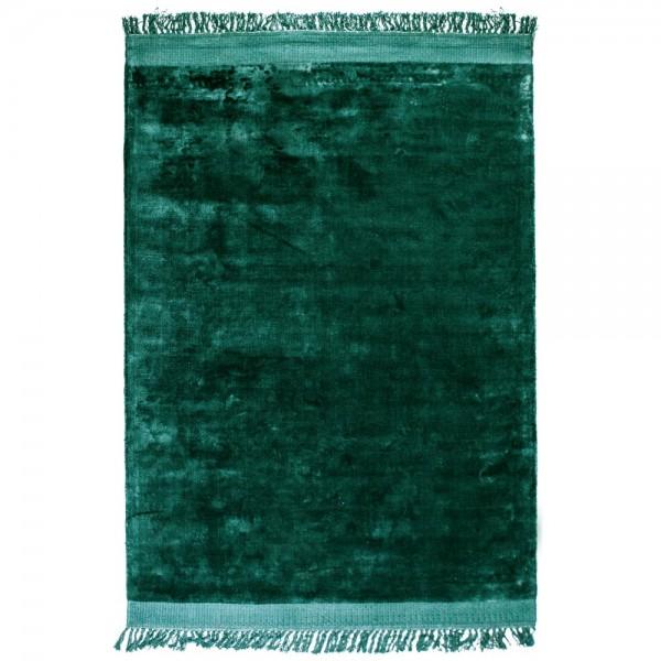 Teppich Peshi 160 x 230 cm grün Teppiche