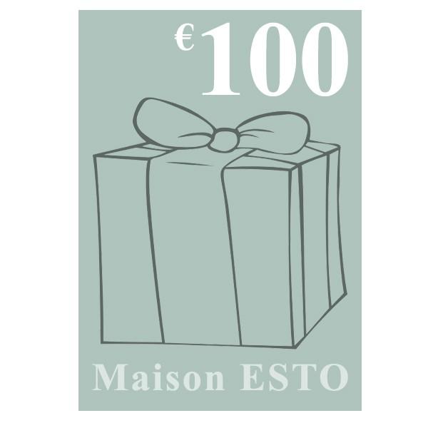 Geschenkgutschein - Immer eine gute Idee! 100€