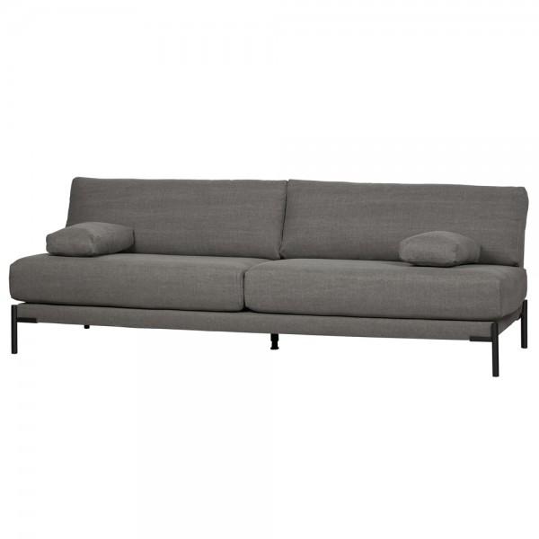 vtwonen 3 Sitzer Sofa Sleeve 242 cm anthrazit Couch