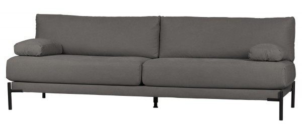 vtwonen 3 Sitzer Sofa Sleeve anthrazit Couch