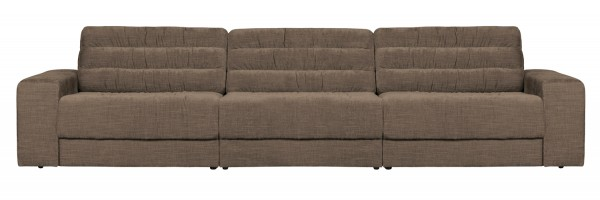 BePureHome 3 Sitzer Sofa Date vintage warmgrau Couch