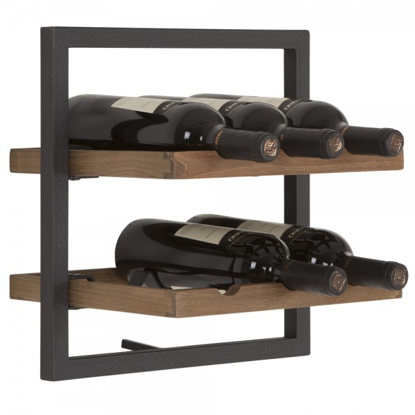 SHELFMATE Weinregal Winemate 6 Flaschen Regal