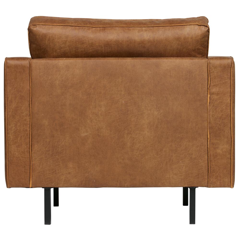 1 5 Sitzer Sessel Rodeo Leder Vintage Cognac Lounge