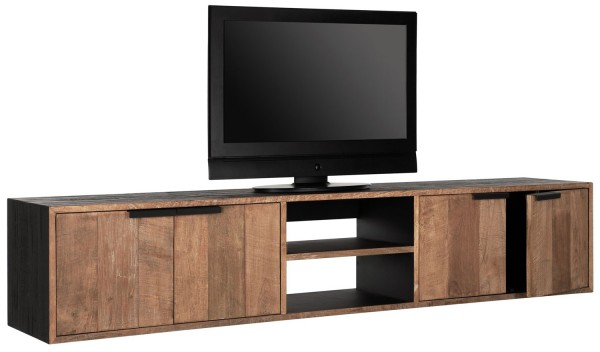 DTP Home TV Möbel Cosmo No.1 large hängend Teakholz