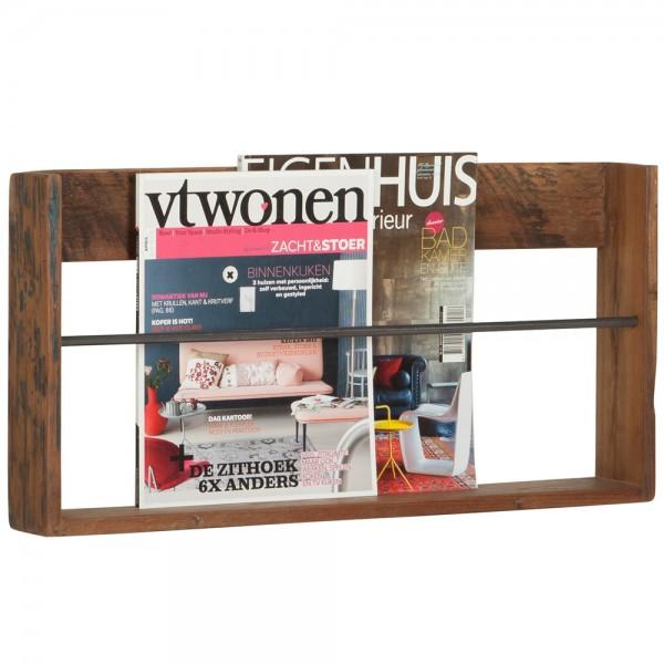 Zeitschriftenhalter Bookie 60 cm Zeitungsständer Magazinhalter Magazin Halter