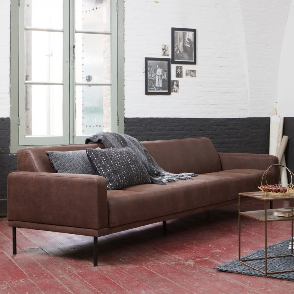 3 sitzer sofa leder awesome 3 sitzer sofa leder with 3. Black Bedroom Furniture Sets. Home Design Ideas