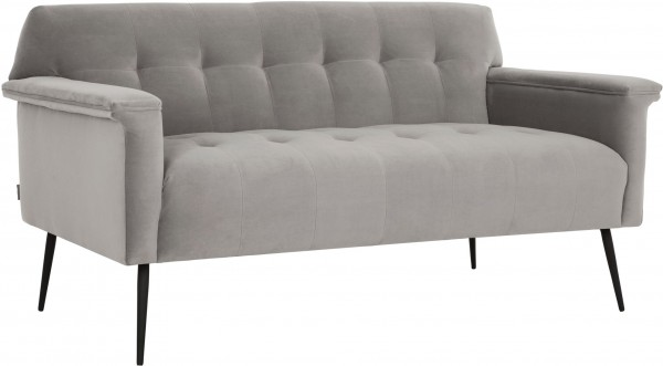 MUST Living 2 Sitzer Sofa Opéra B 149 cm Smooth hellgrau