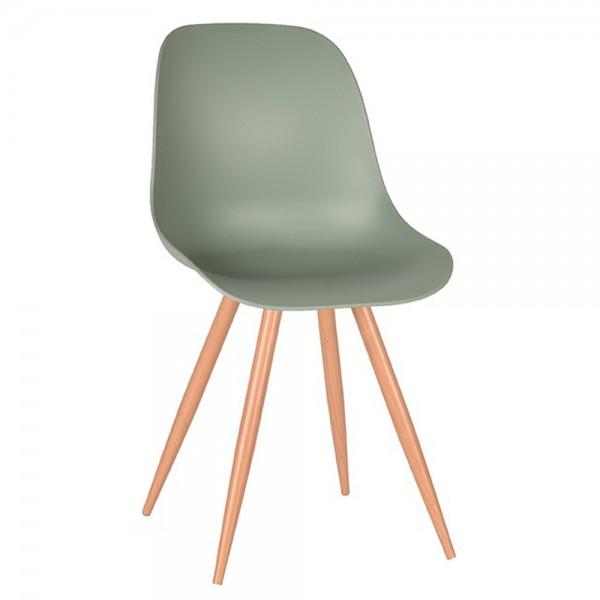 Schalenstuhl Rimini waldgrün Esstisch Stuhl Esszimmerstuhl Esszimmer Dinnerstuhl Stühle