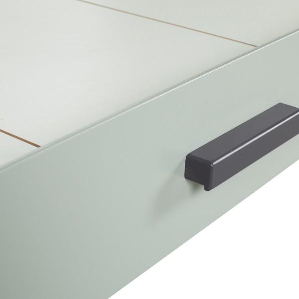 woood Unterbett Schublade für Kinderbett TIPI grau