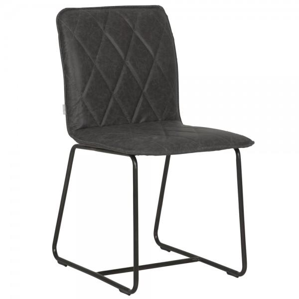 Esszimmer Stuhl MERSEY Kufenstuhl Esszimmerstuhl Konferenzstuhl Küchenstuhl